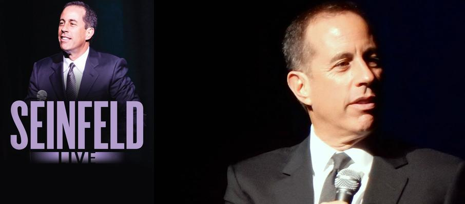 Jerry Seinfeld at Orpheum Theater