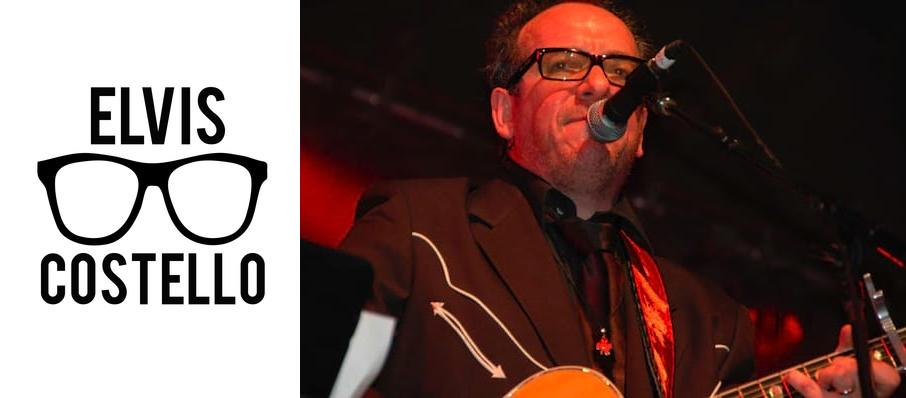 Elvis Costello at Graceland