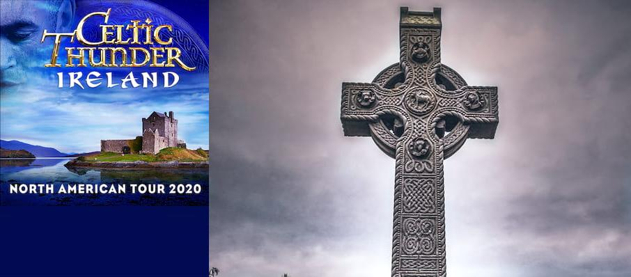 Celtic Thunder at Orpheum Theater