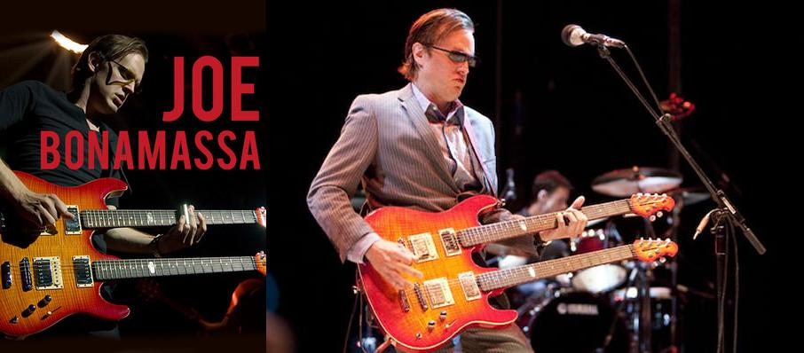 Joe Bonamassa at Orpheum Theater