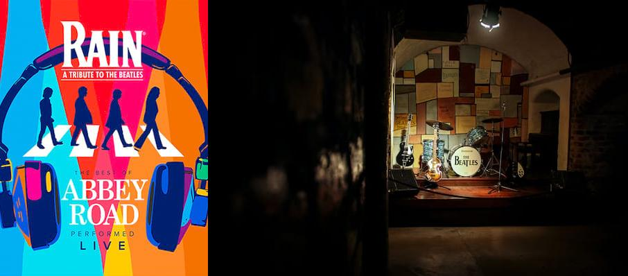 Rain - A Tribute to the Beatles at Orpheum Theater