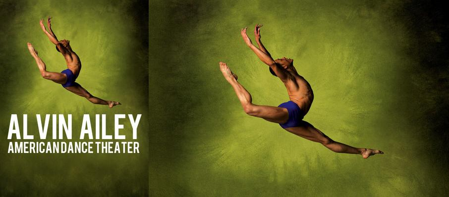 Alvin Ailey American Dance Theater at Orpheum Theater