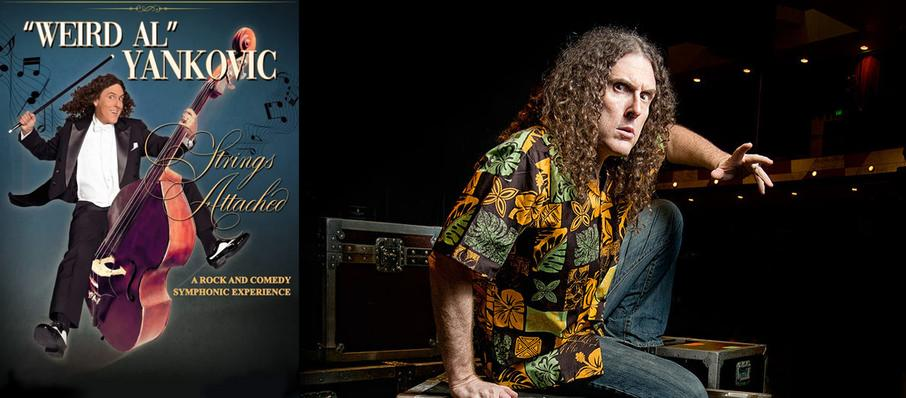 Weird Al Yankovic at Orpheum Theater