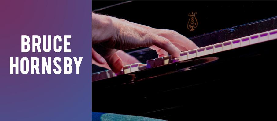Bruce Hornsby And The Noisemakers at Germantown Performing Arts Centre