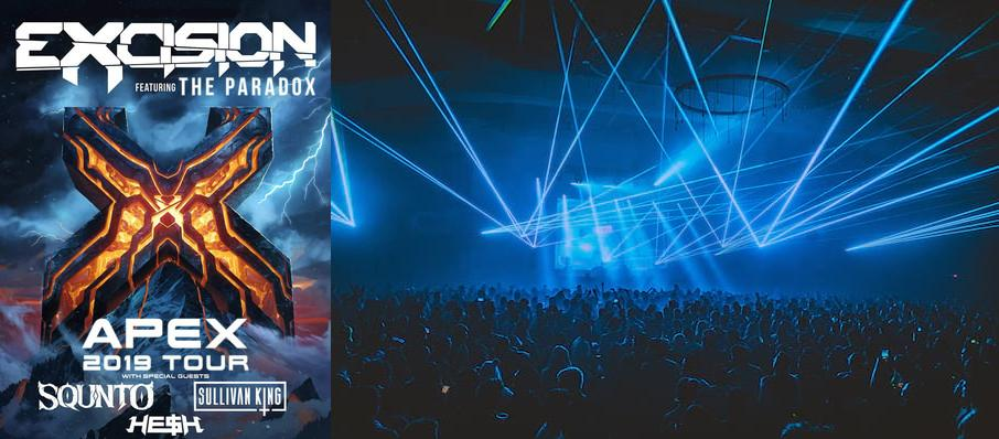 Excision at New Daisy Theatre
