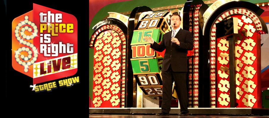 The Price Is Right - Live Stage Show at Orpheum Theater