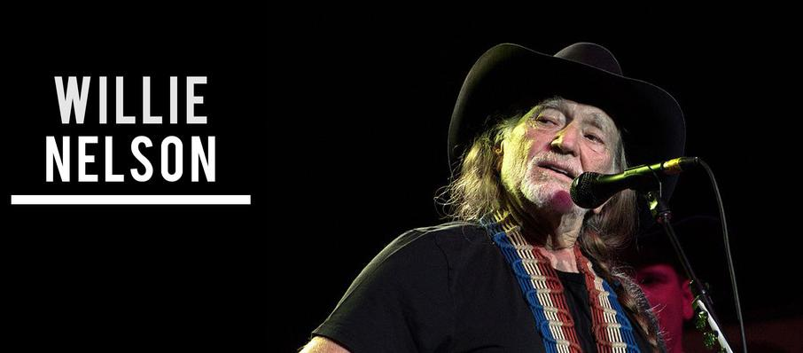 Willie Nelson at Orpheum Theater