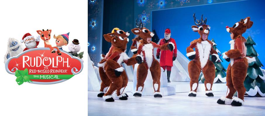 Rudolph the Red-Nosed Reindeer at Orpheum Theater