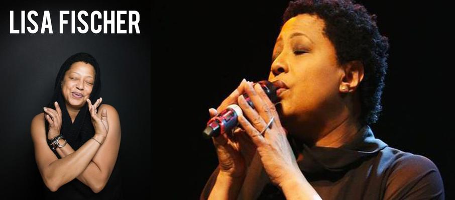 Lisa Fischer at Germantown Performing Arts Centre