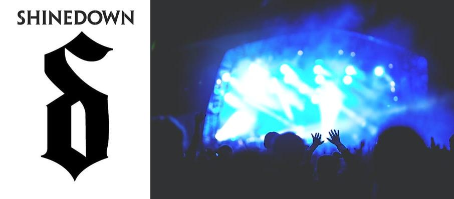 Shinedown at Orpheum Theater