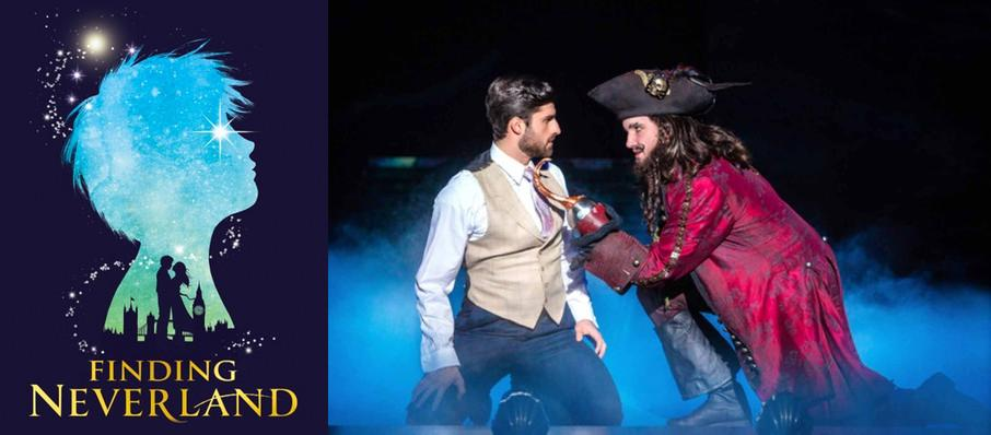 Finding Neverland at Orpheum Theater