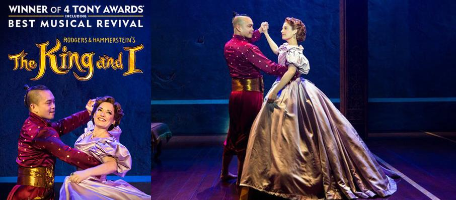 Rodgers & Hammerstein's The King and I at Orpheum Theater