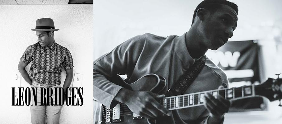 Leon Bridges at Orpheum Theater