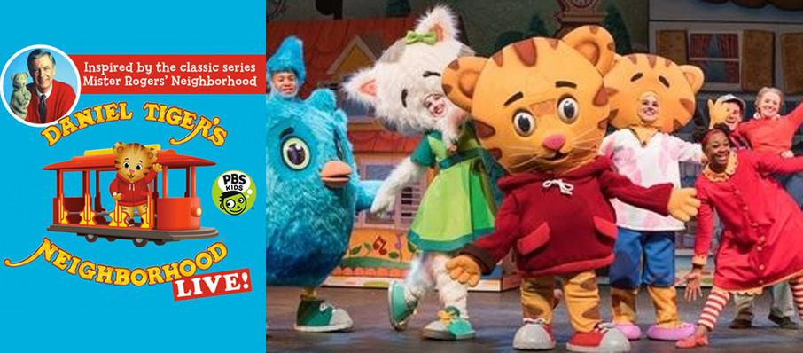 Daniel Tiger's Neighborhood at Orpheum Theater