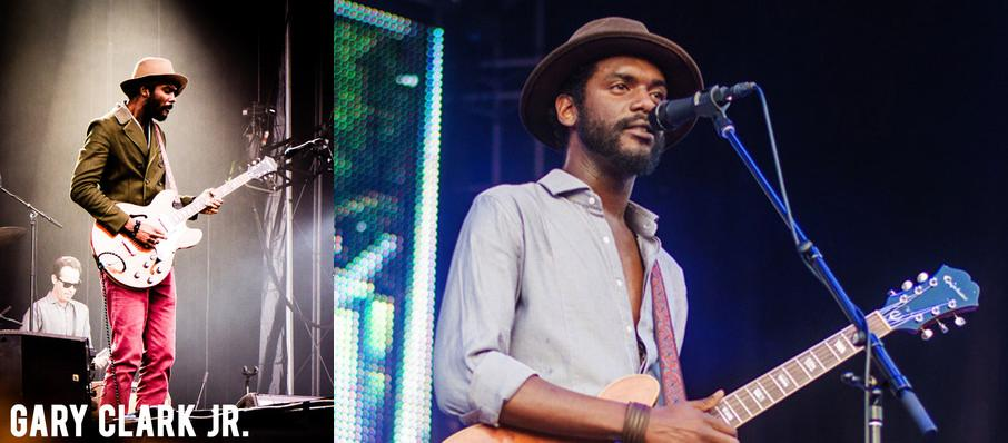 Gary Clark Jr. at Minglewood Hall