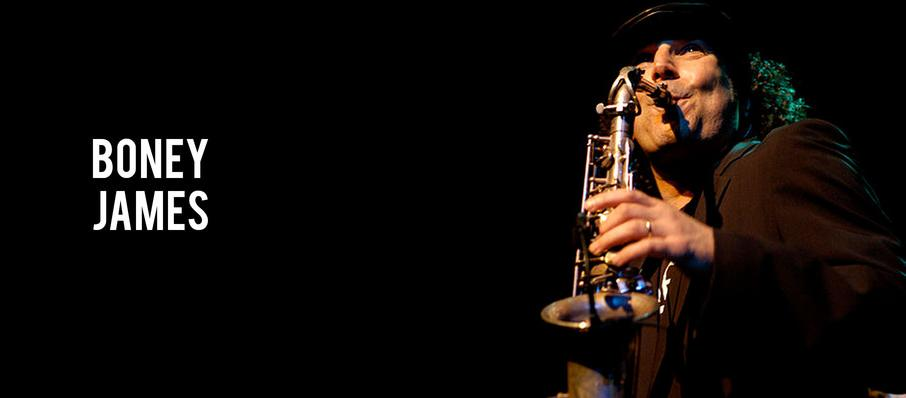 Boney James at Cannon Center For The Performing Arts