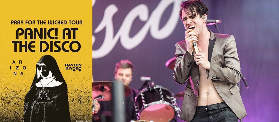Panic! at the Disco at Fedex Forum