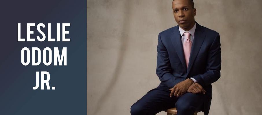 Leslie Odom Jr. at Orpheum Theater