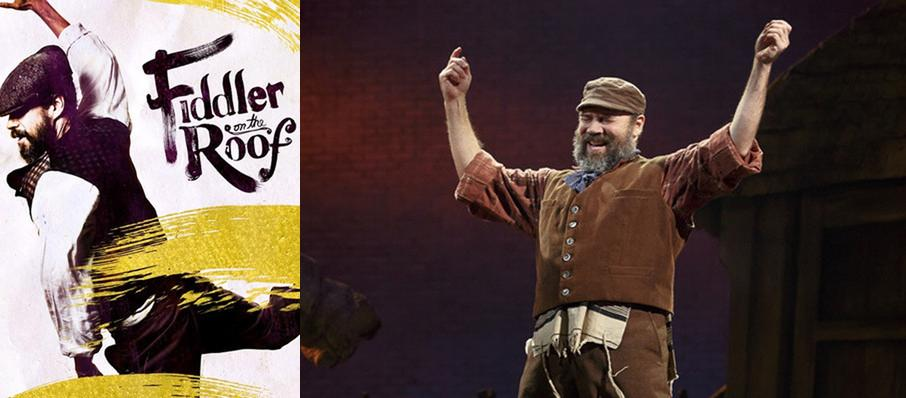 Fiddler on the Roof at Orpheum Theater