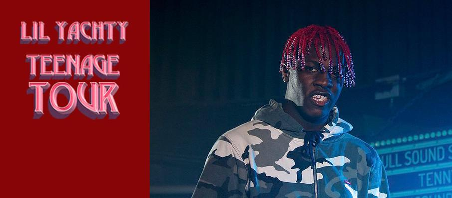 Lil Yachty at Minglewood Hall