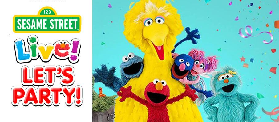 Sesame Street Live: Let's Party at Cannon Center For The Performing Arts
