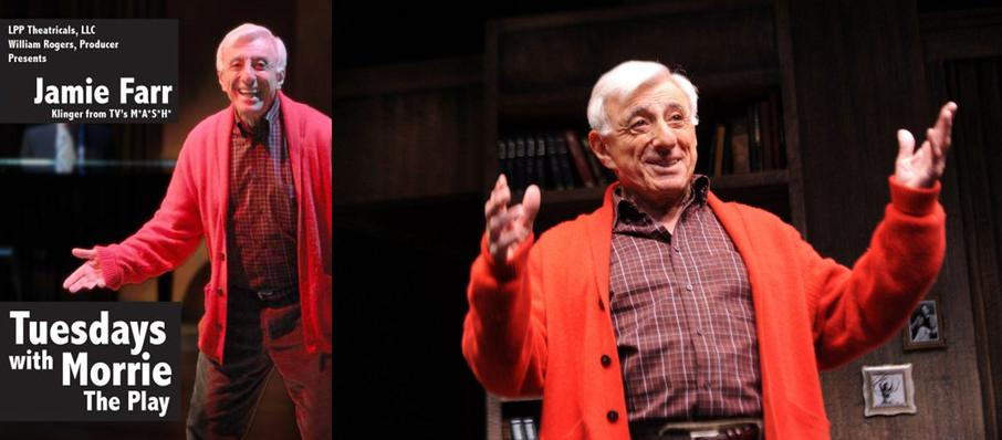Tuesdays with Morrie at Orpheum Theater
