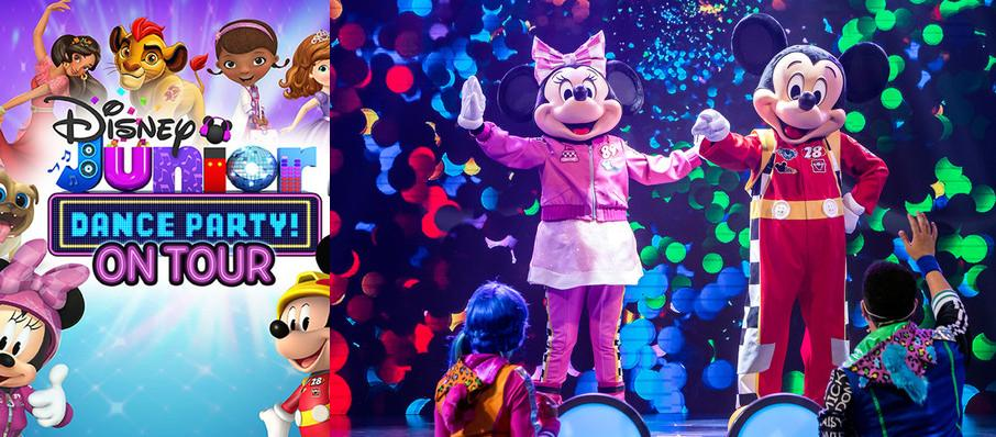 Disney Junior Live: Dance Party at Orpheum Theater