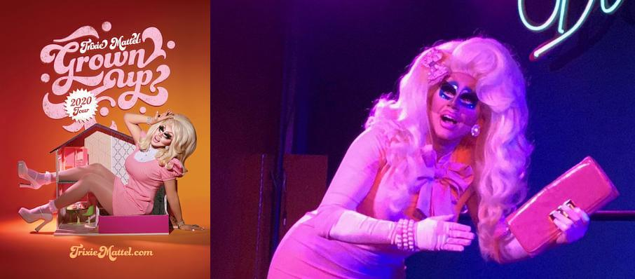 Trixie Mattel at Minglewood Hall