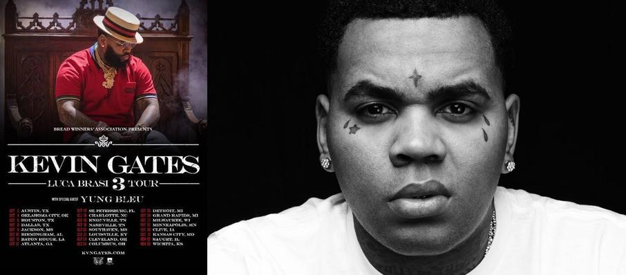 Kevin Gates at Fedex Forum