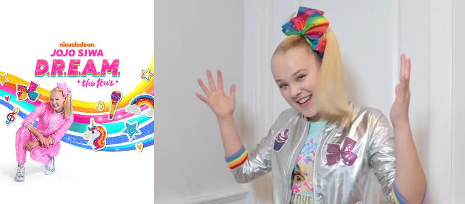 Jojo Siwa at Fedex Forum