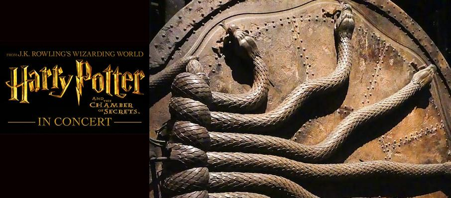 Harry Potter and The Chamber of Secrets in Concert at Orpheum Theater