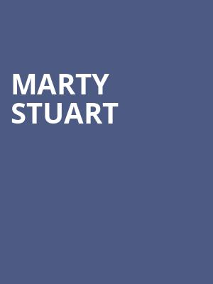 Marty Stuart at Orpheum Theater