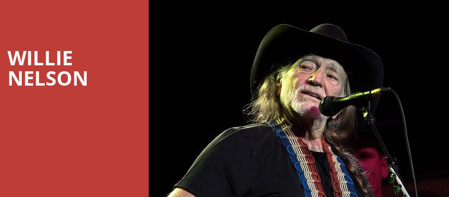 Willie Nelson, Orpheum Theater, Memphis