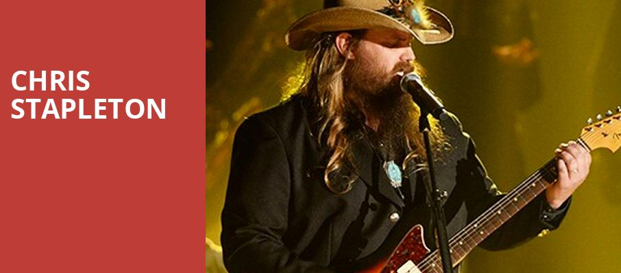 Chris Stapleton, Fedex Forum, Memphis
