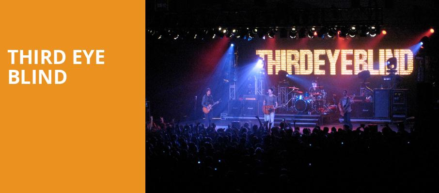 Third Eye Blind, Orpheum Theater, Memphis
