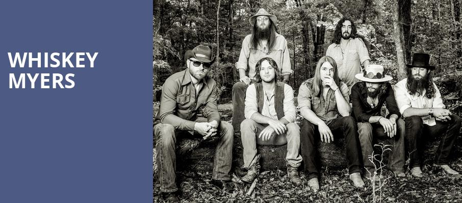 Whiskey Myers, Minglewood Hall, Memphis