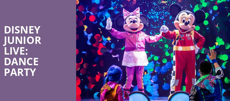 Disney Junior Live Dance Party, Orpheum Theater, Memphis
