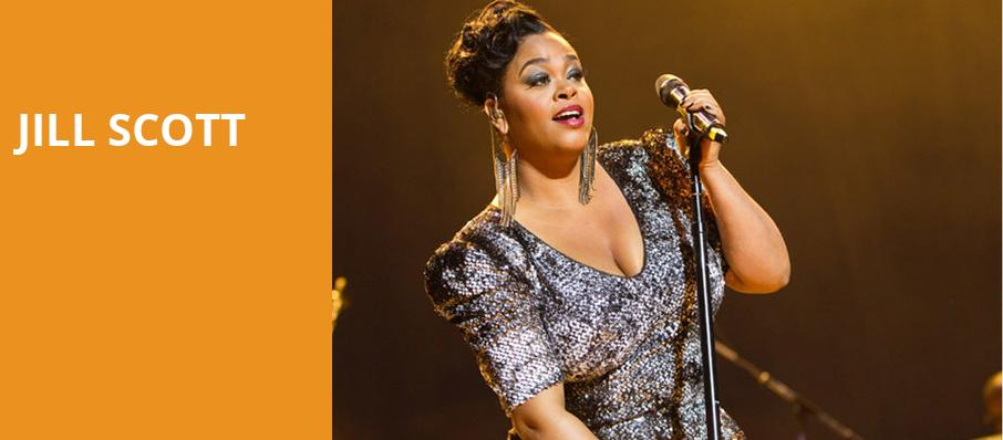Jill Scott, Cannon Center For The Performing Arts, Memphis